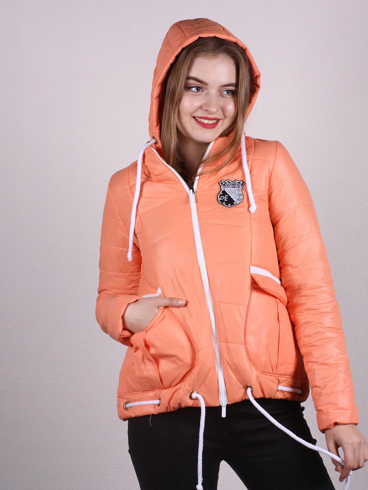 Куртка оранжевая   4697640