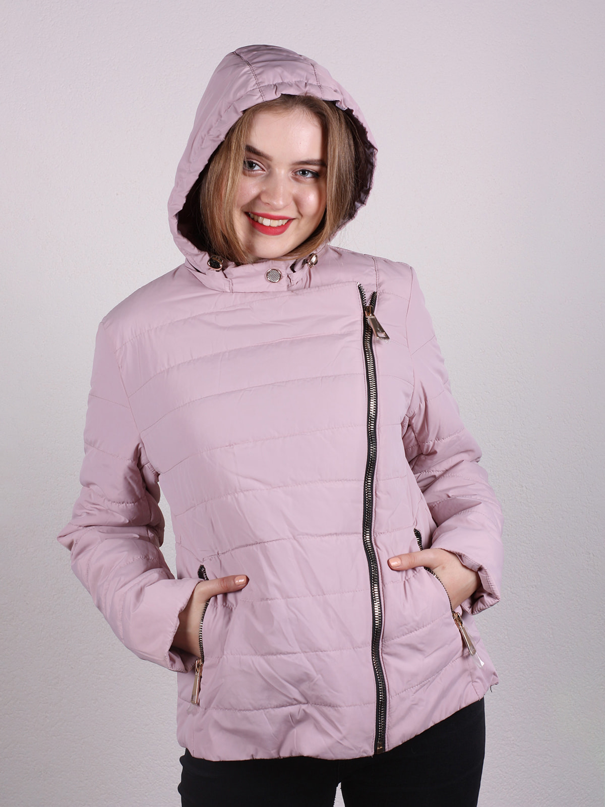 Куртка розовая | 4697642