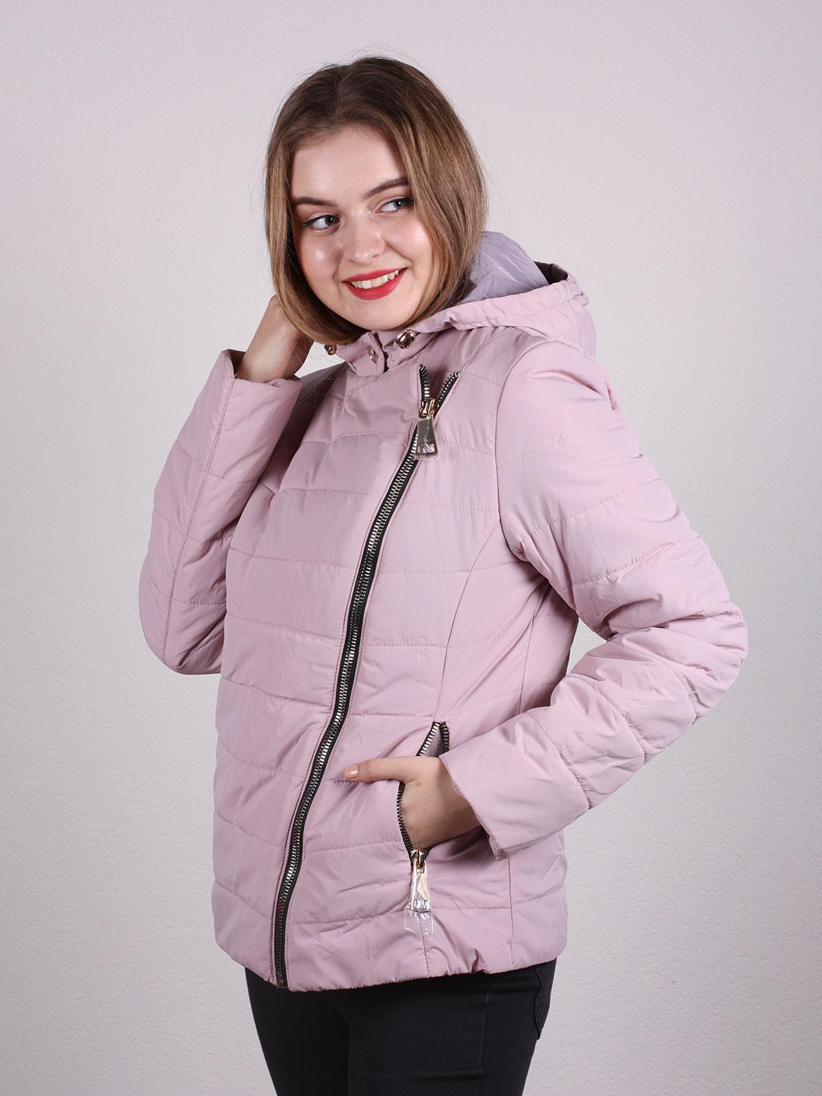 Куртка розовая | 4697642 | фото 2