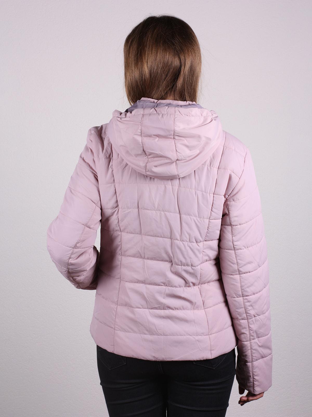 Куртка розовая | 4697642 | фото 3