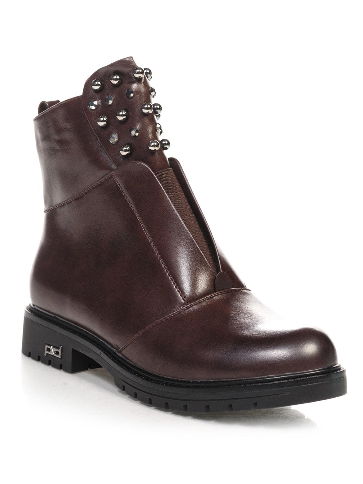 Ботинки коричневые | 4688257