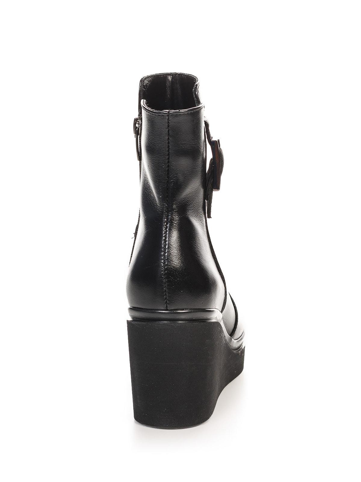 Ботинки черные | 4688191 | фото 3