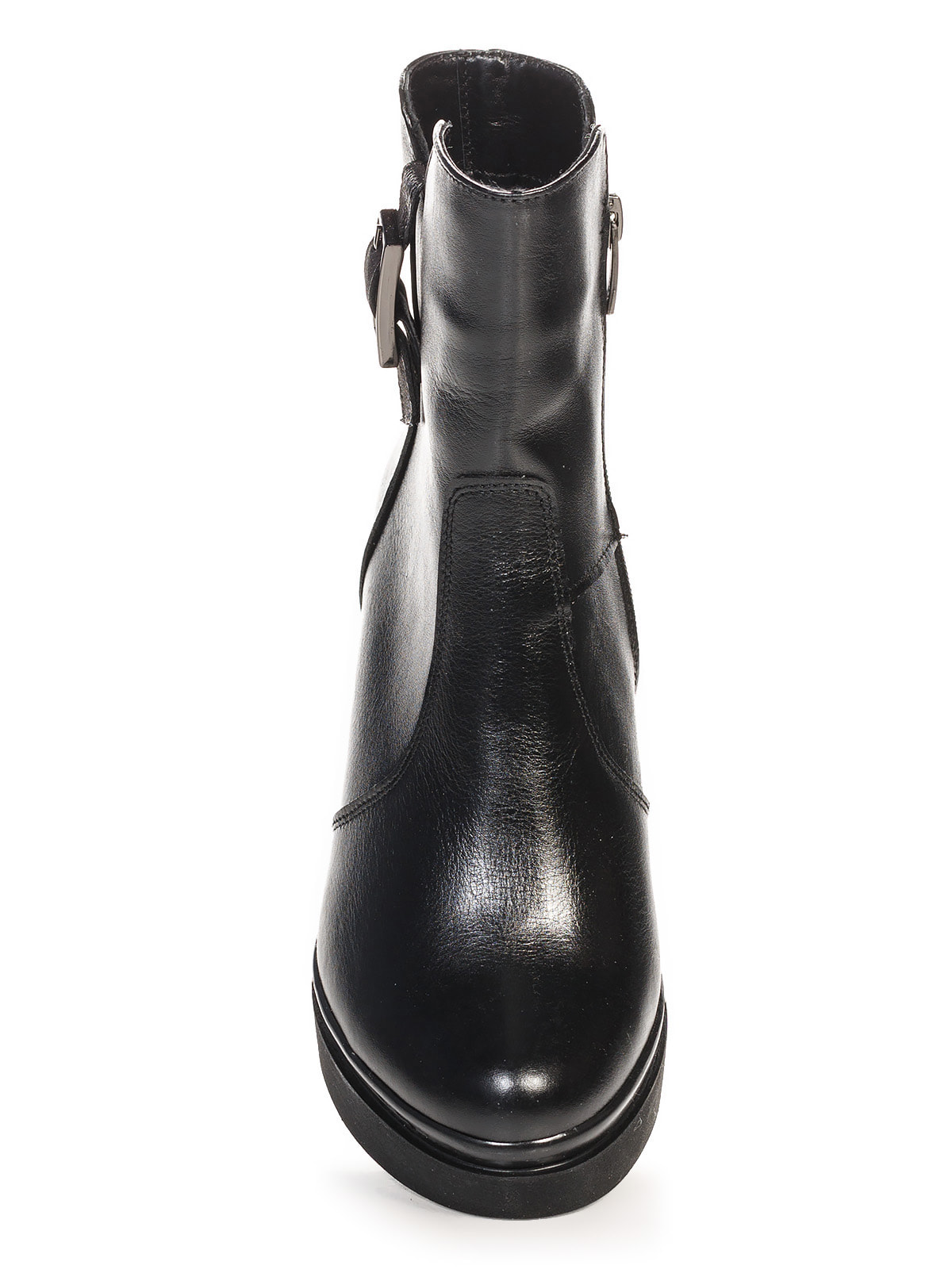 Ботинки черные | 4688191 | фото 4