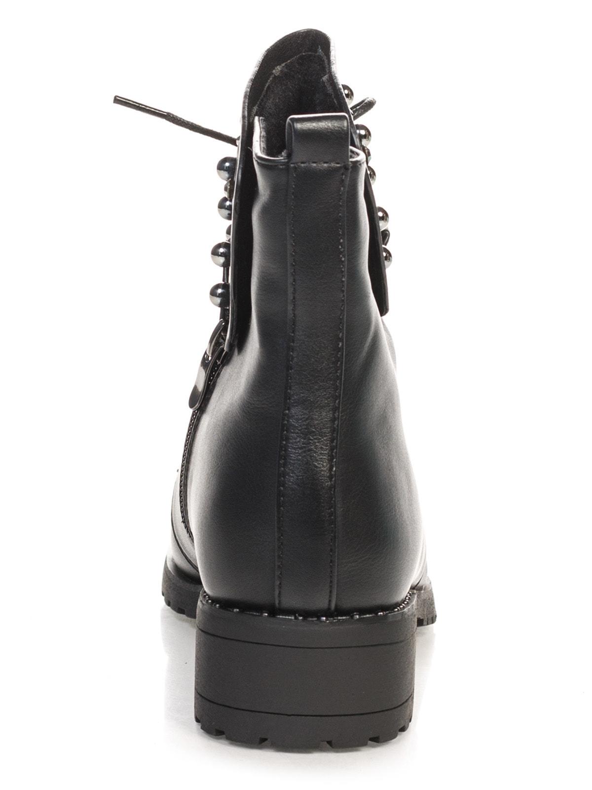 Ботинки черные | 4688255 | фото 3