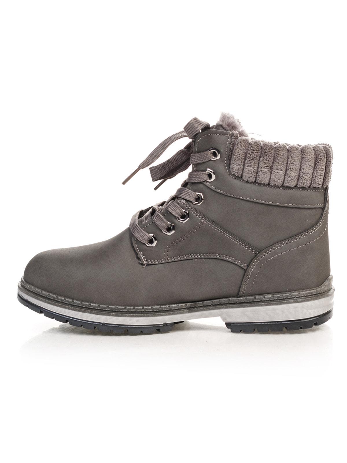 Ботинки серые   4663774   фото 2