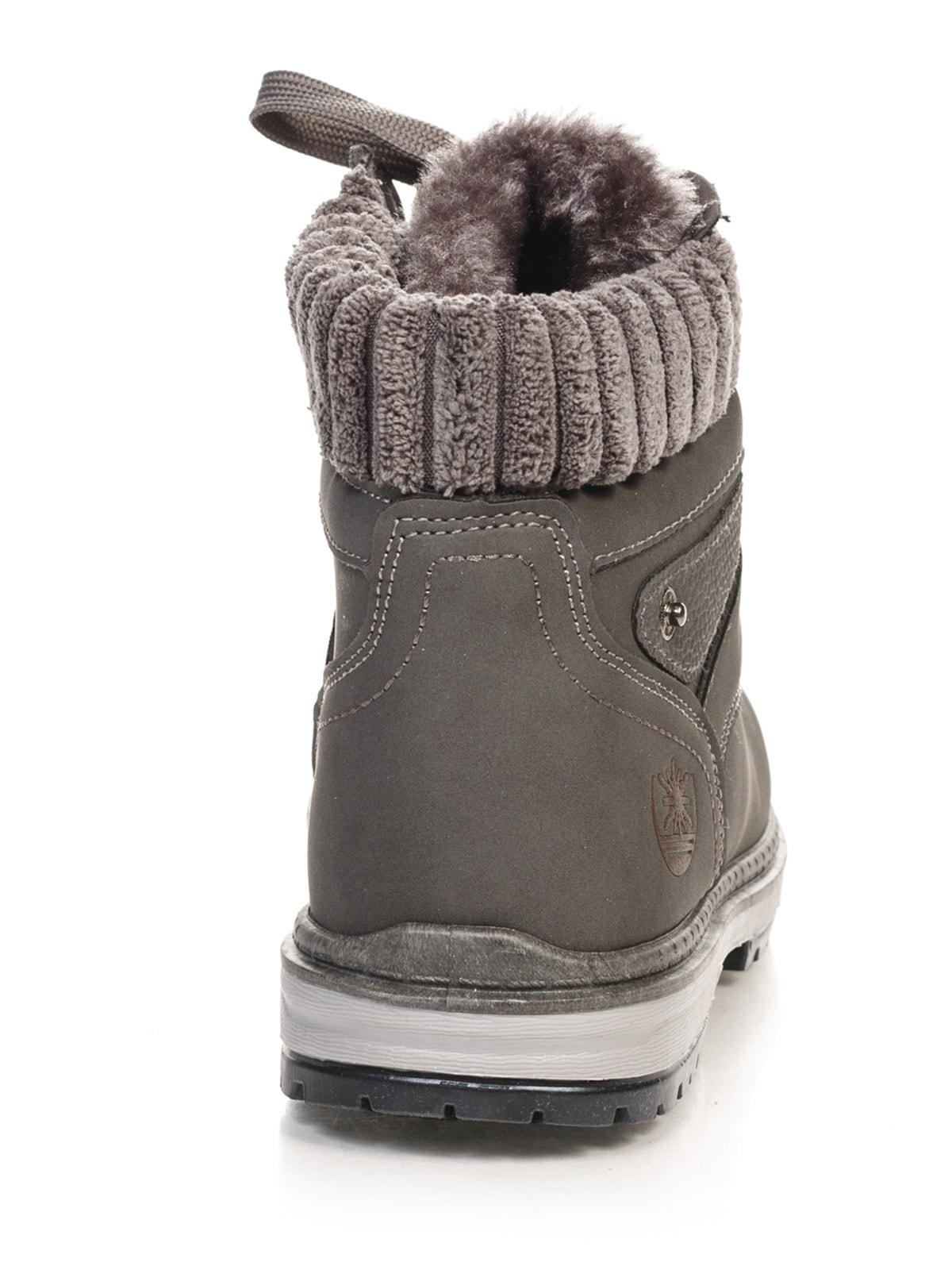 Ботинки серые   4663774   фото 3