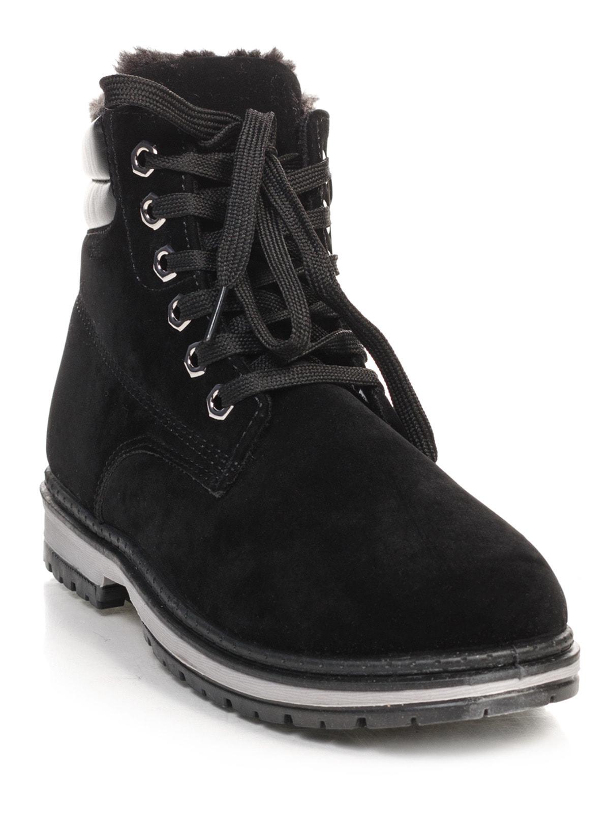 Ботинки черные | 4663758