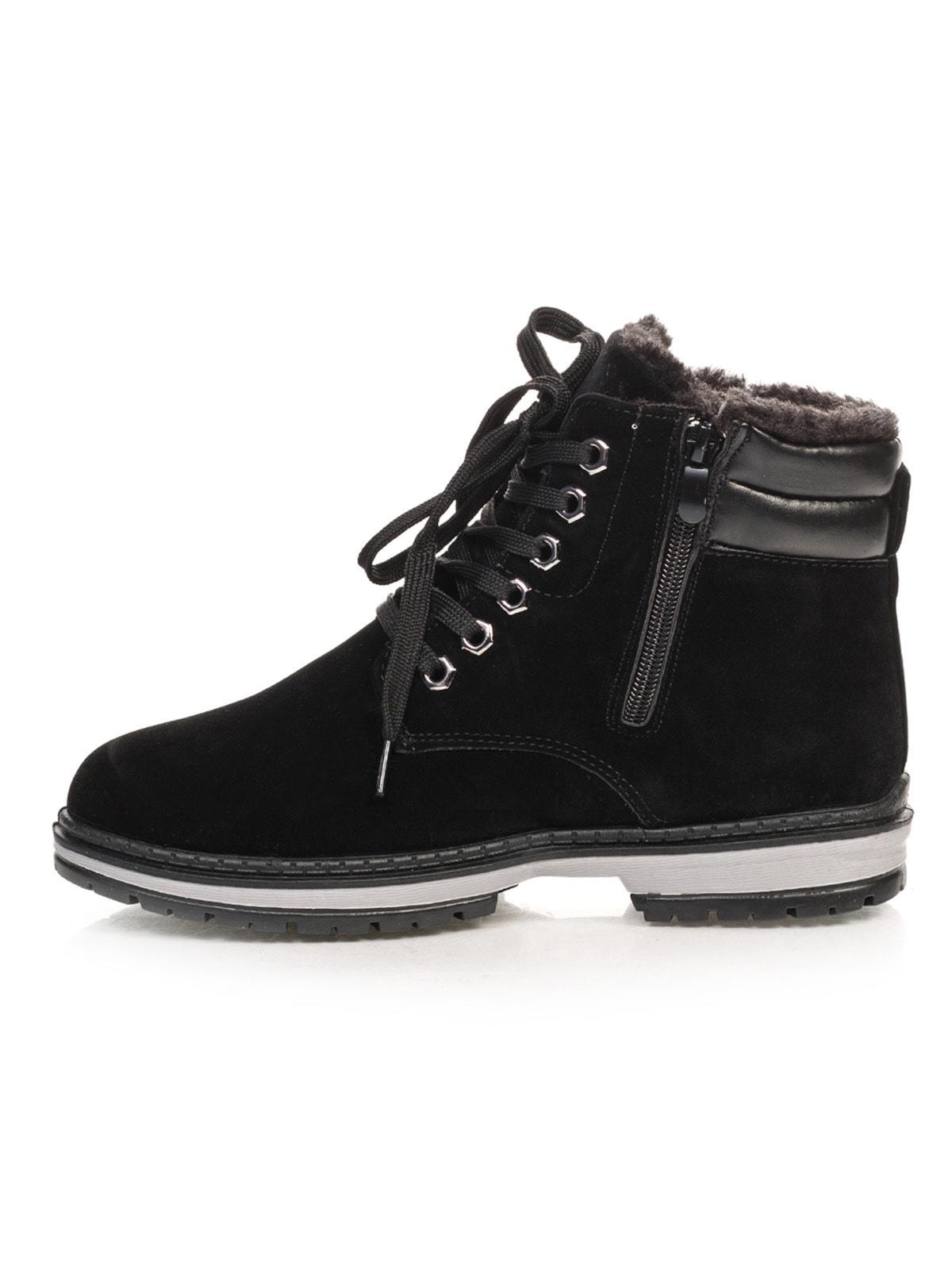 Ботинки черные | 4663758 | фото 2