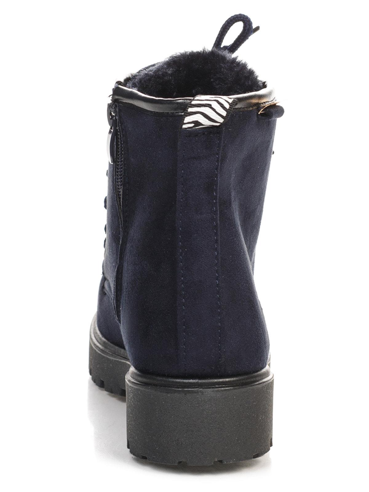 Ботинки синие   4663773   фото 3