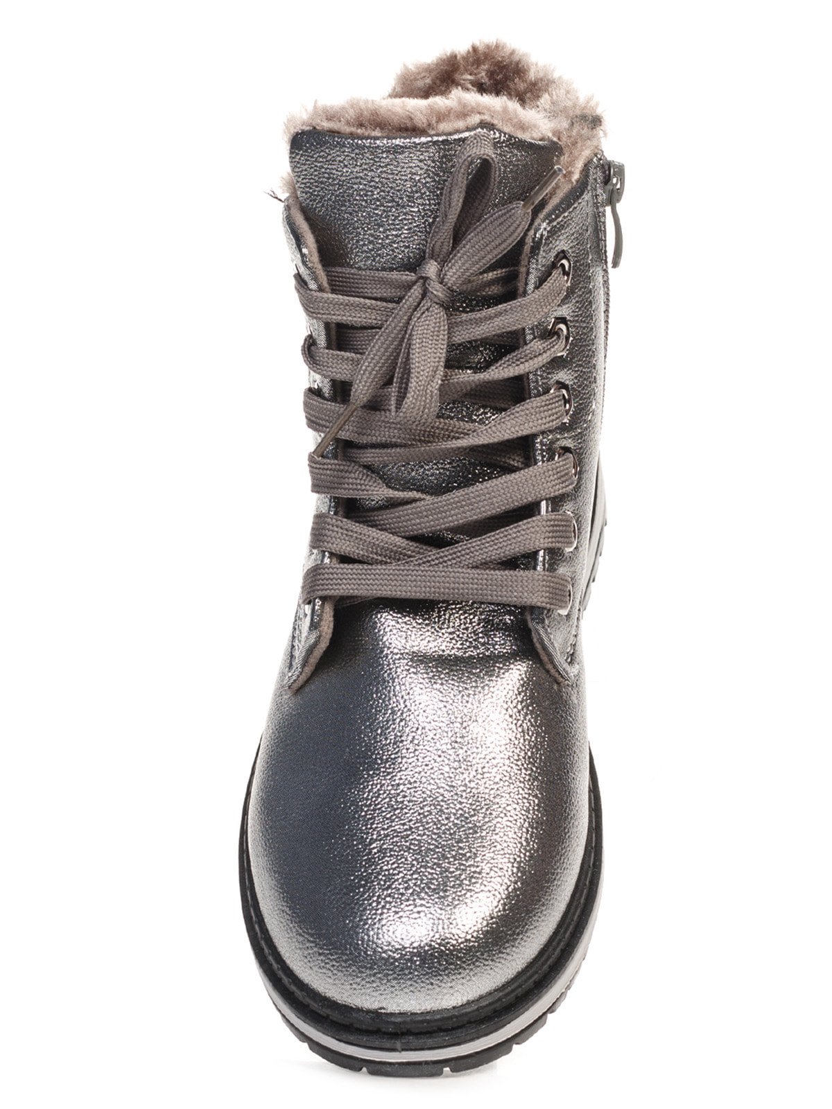 Ботинки серебристые   4663775   фото 4