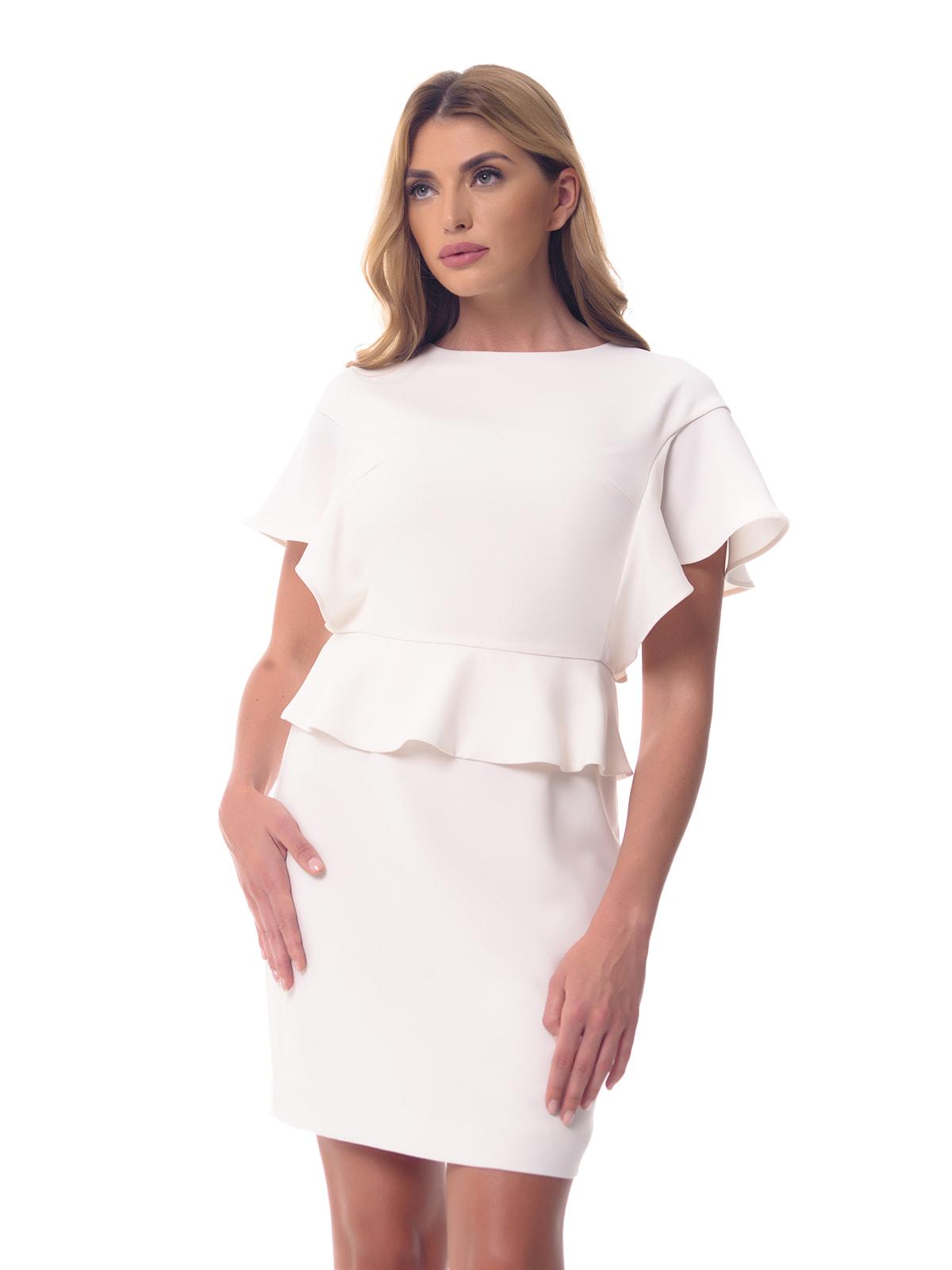 Платье светло-бежевое   4697202