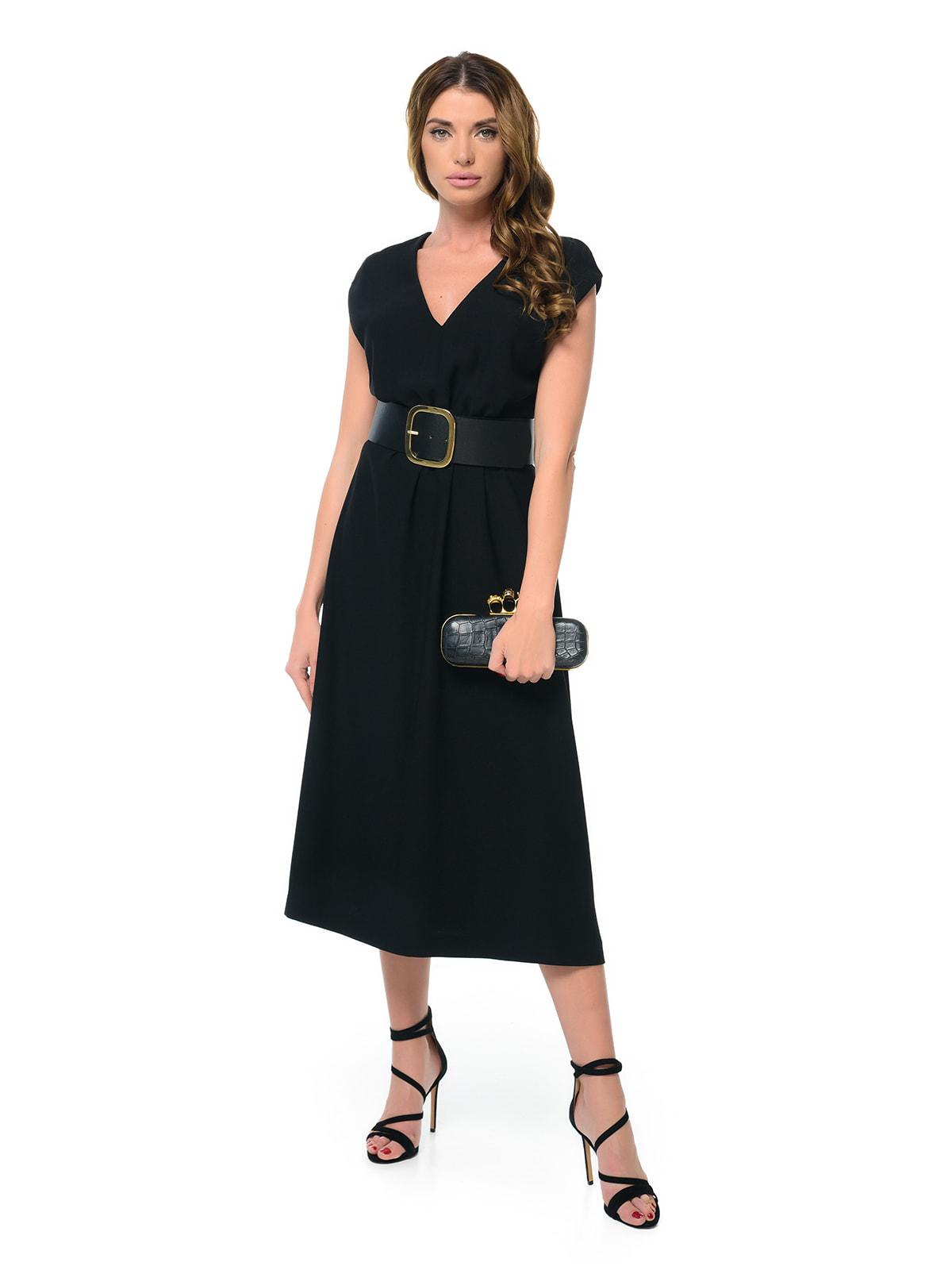 Платье черное | 4697221