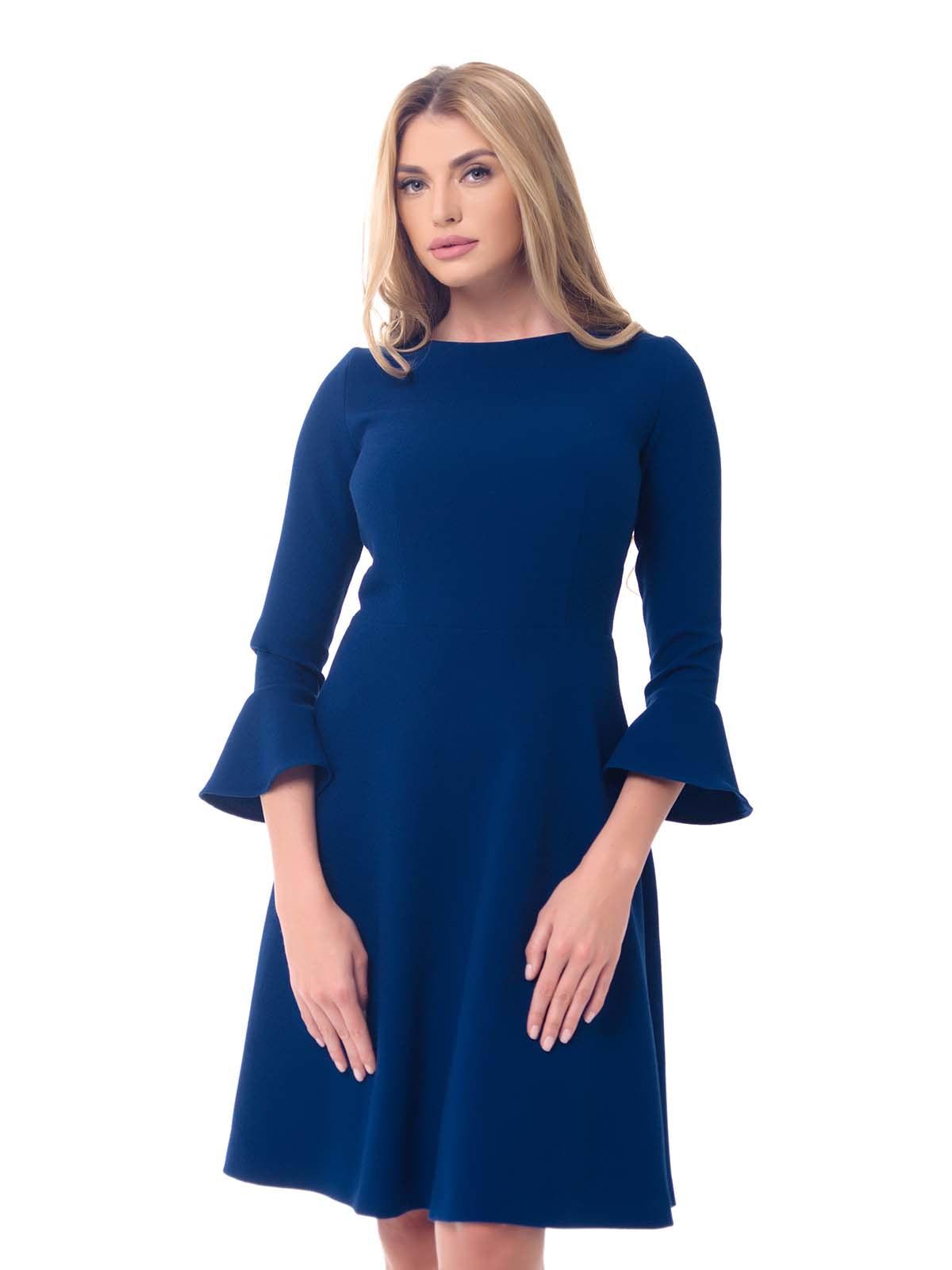 Платье синее | 4697207