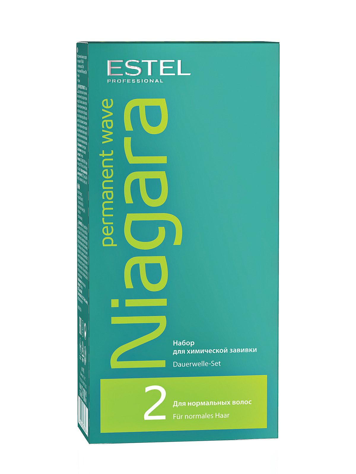 Набор для химической завивки Niagara для нормальных волос (200 мл)   4693363