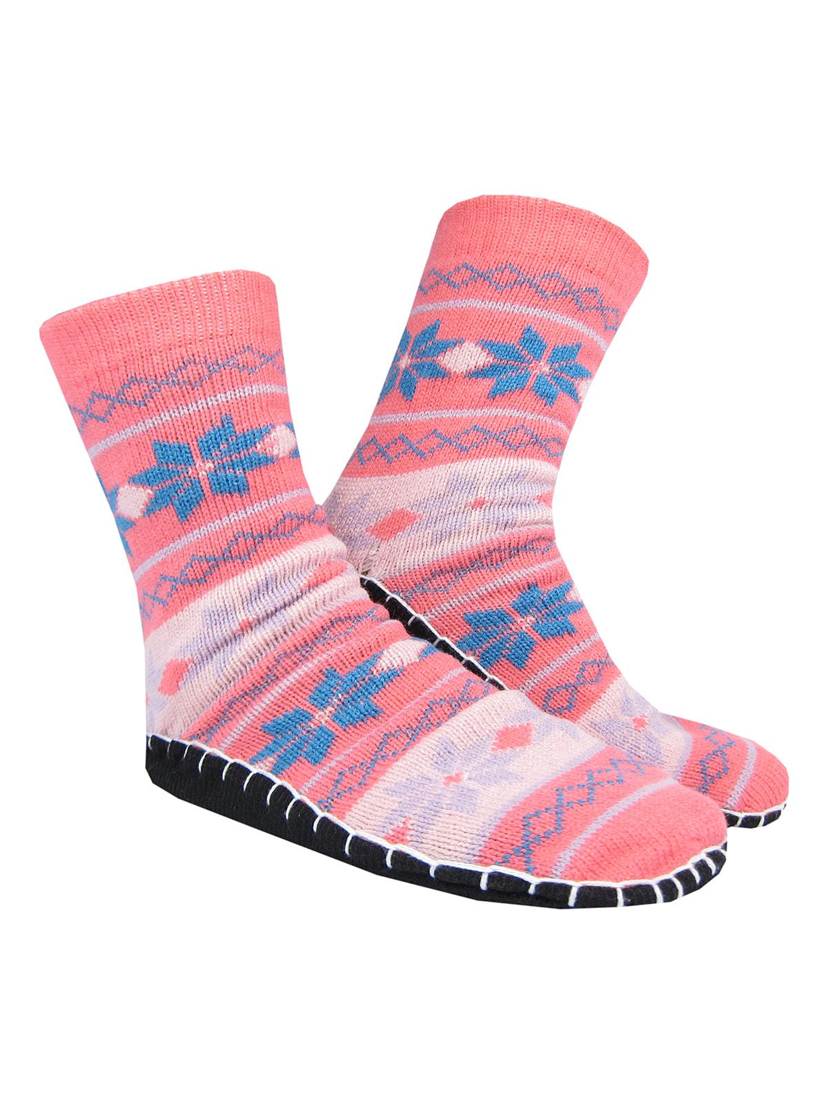 Шкарпетки в орнамент | 4701885