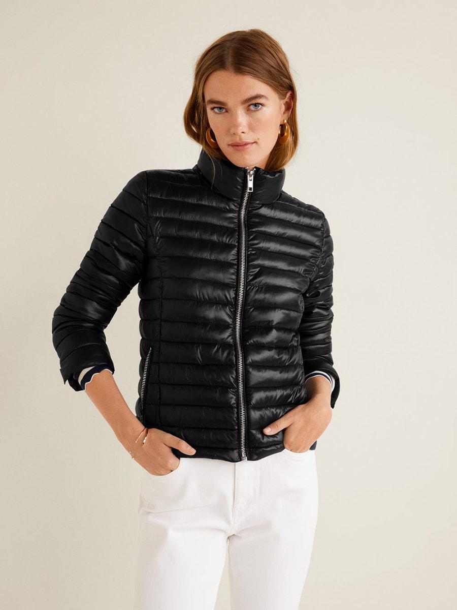 Куртка чорна | 4599260 | фото 2