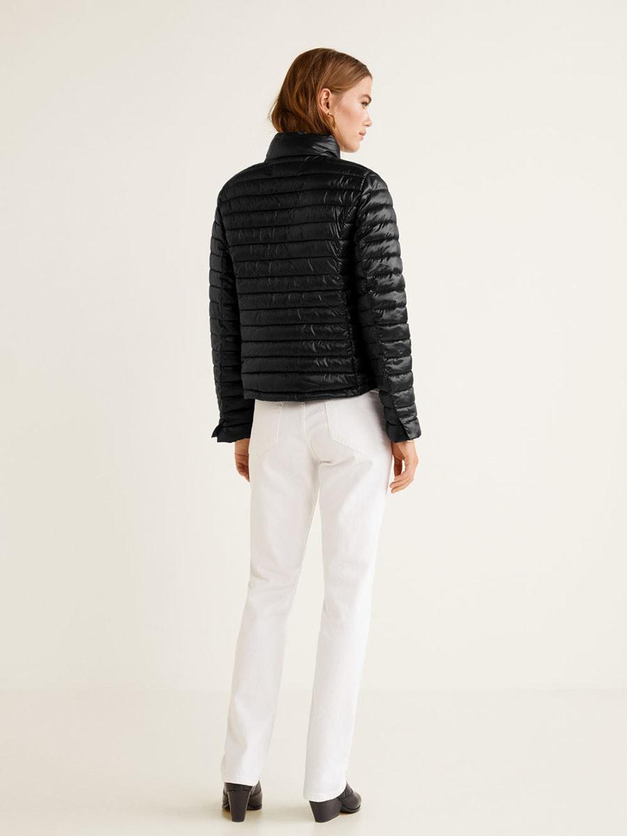 Куртка чорна | 4599260 | фото 3