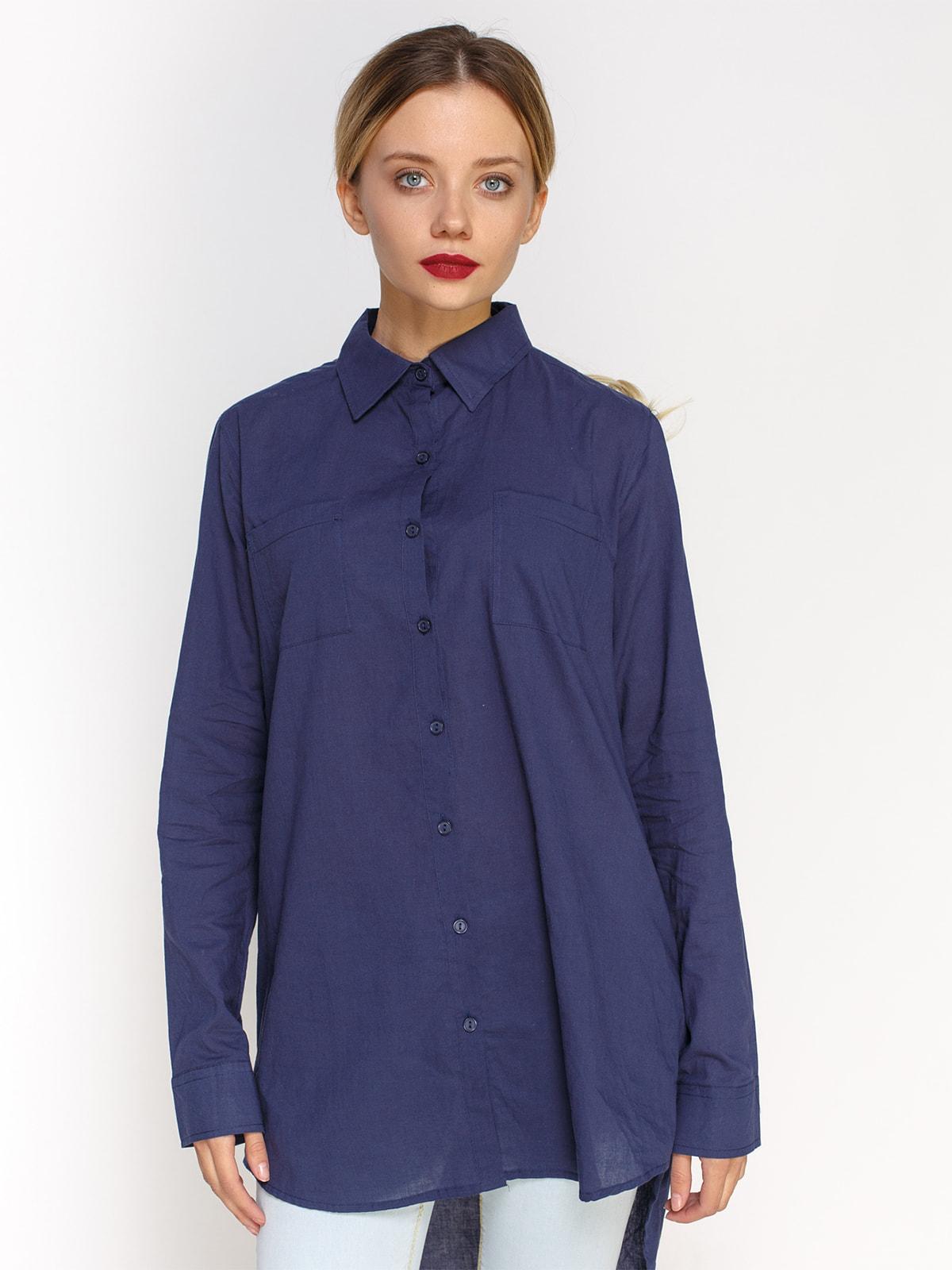 Сорочка синя | 4626067
