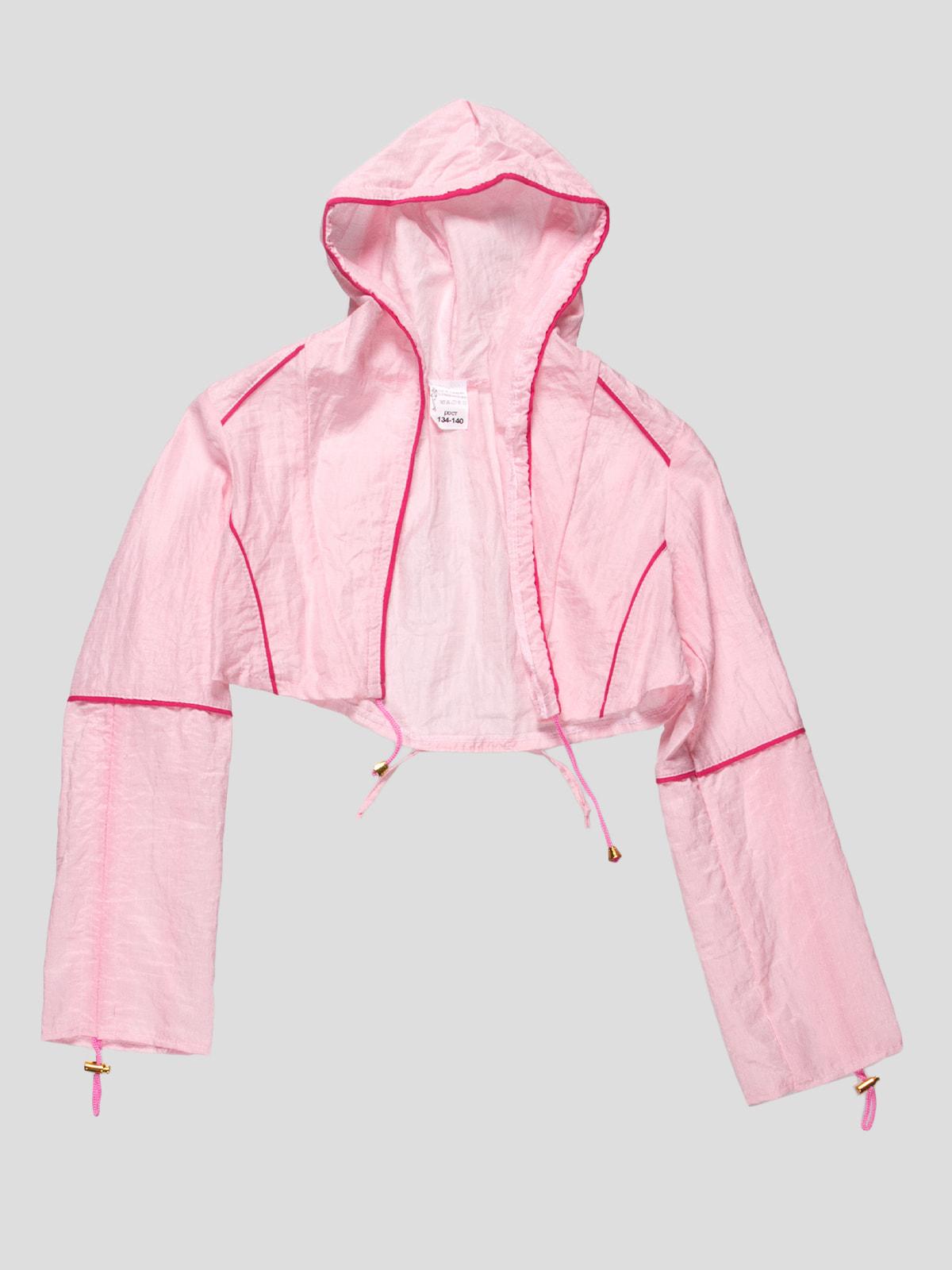 Болеро розовое | 4687295