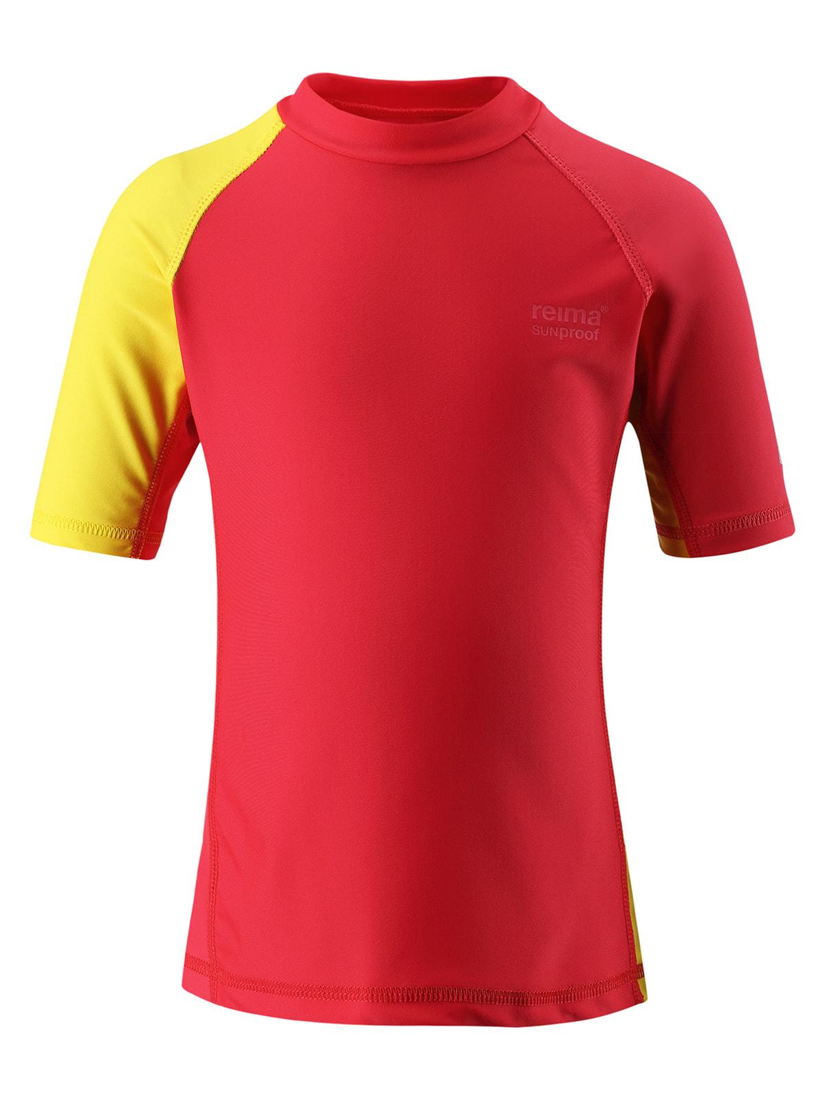 Футболка червоно-жовта | 942864