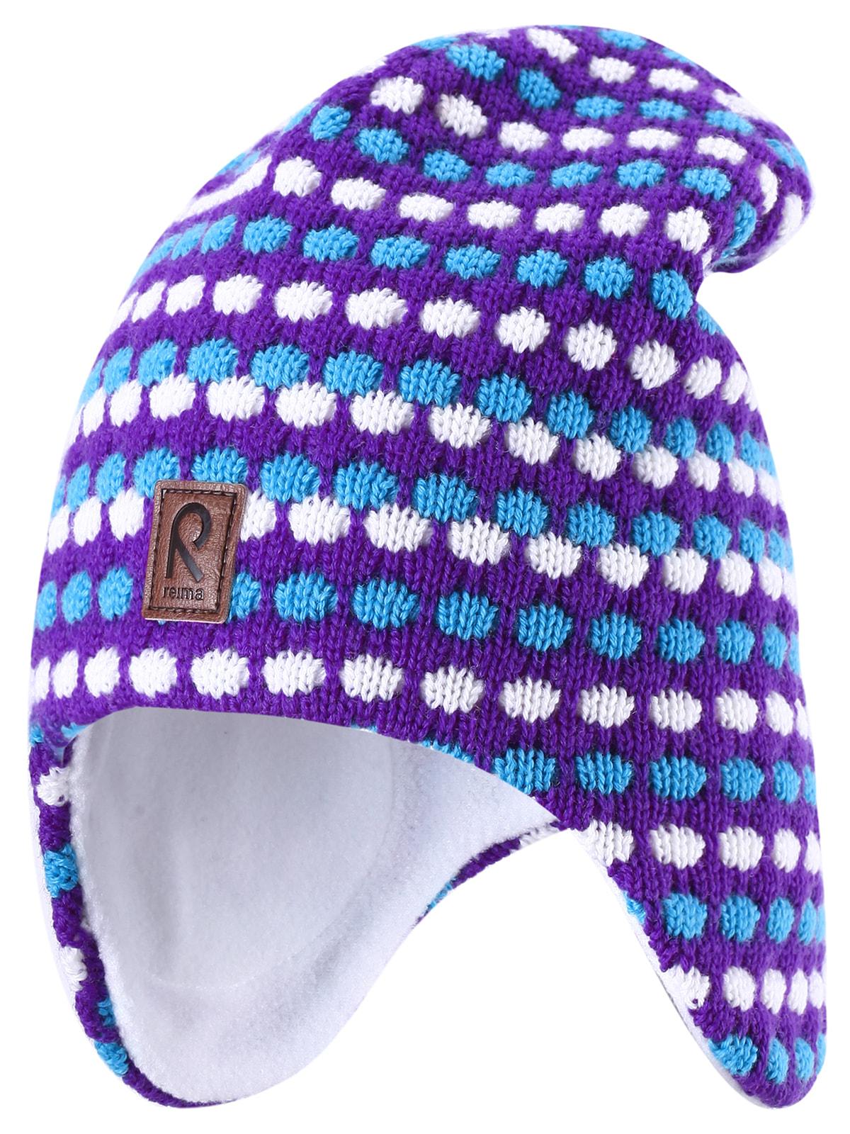 Шапка фіолетова | 1422417