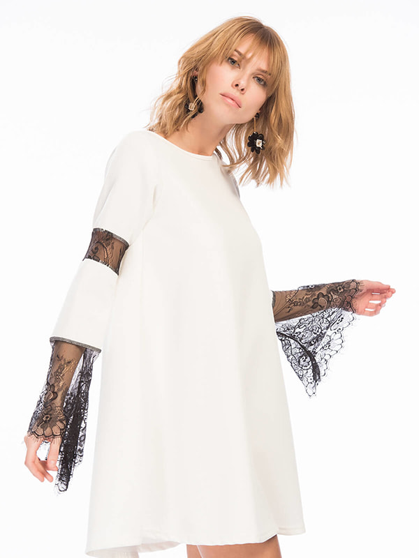 Платье белое | 4701519