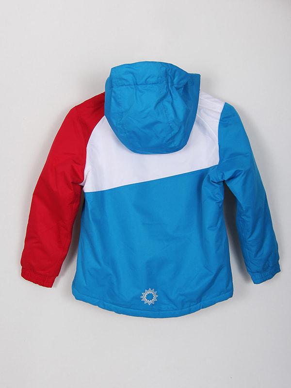 Куртка трехцветная | 4560293 | фото 2