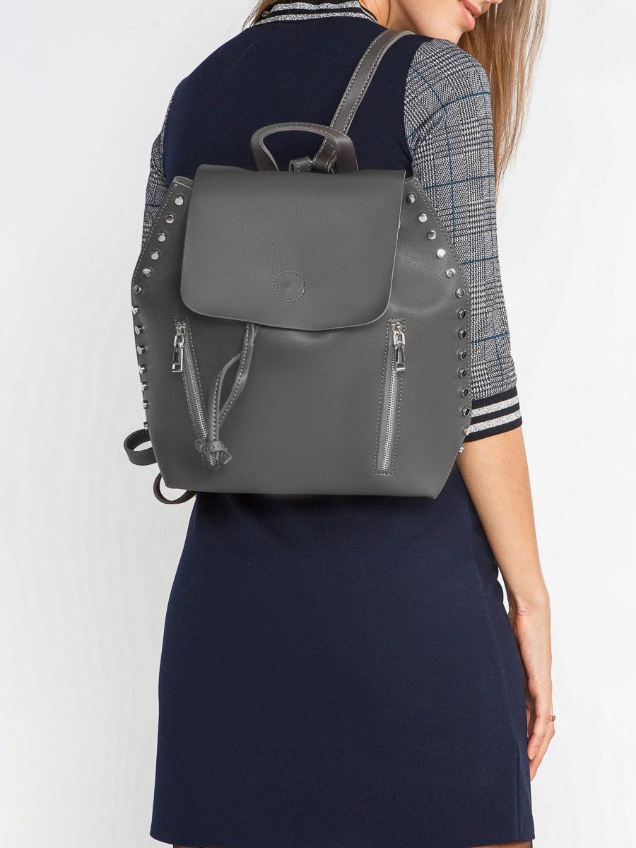 Рюкзак серый | 4603258