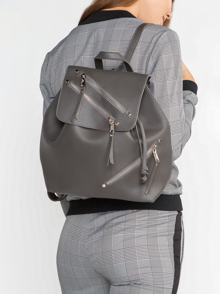 Рюкзак серый | 4616610