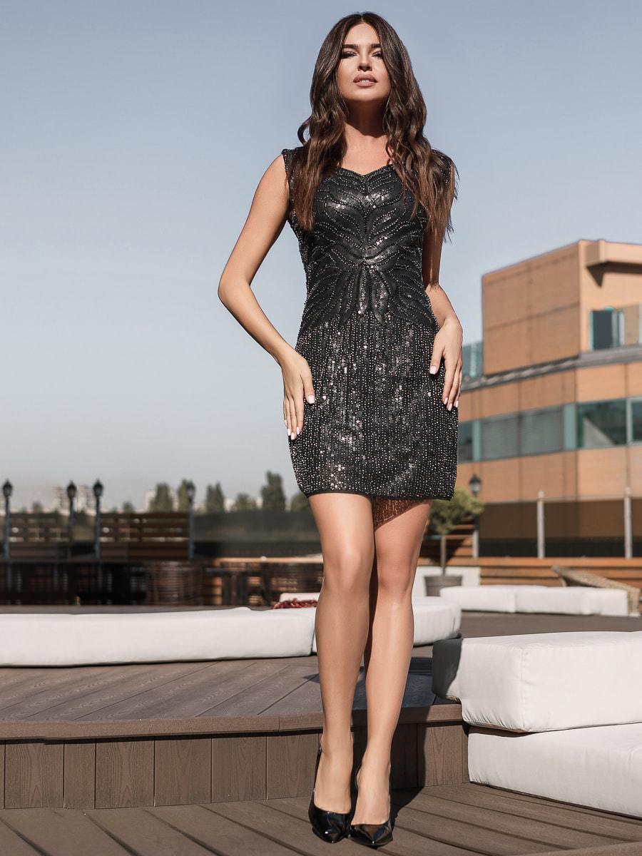 Платье черное | 4645853