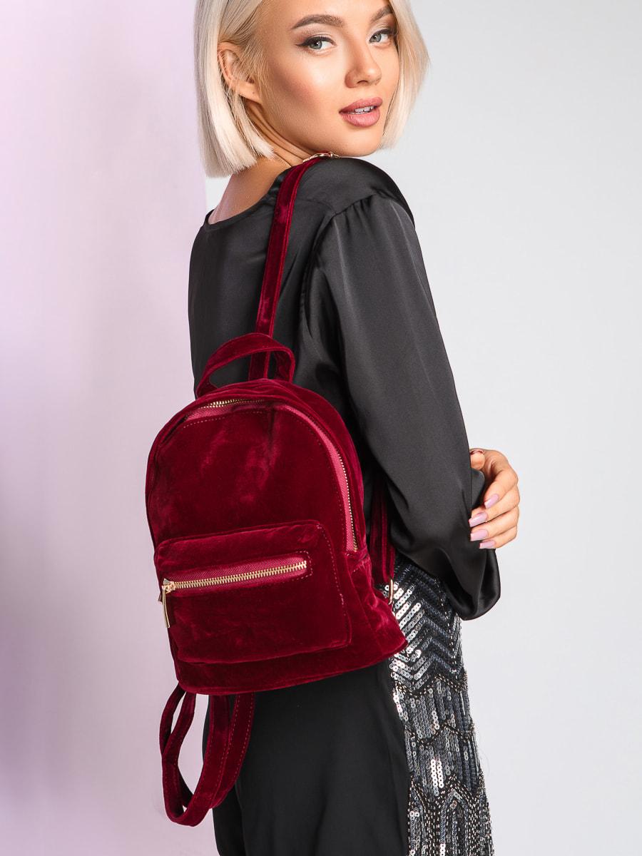 Рюкзак красный | 4645912