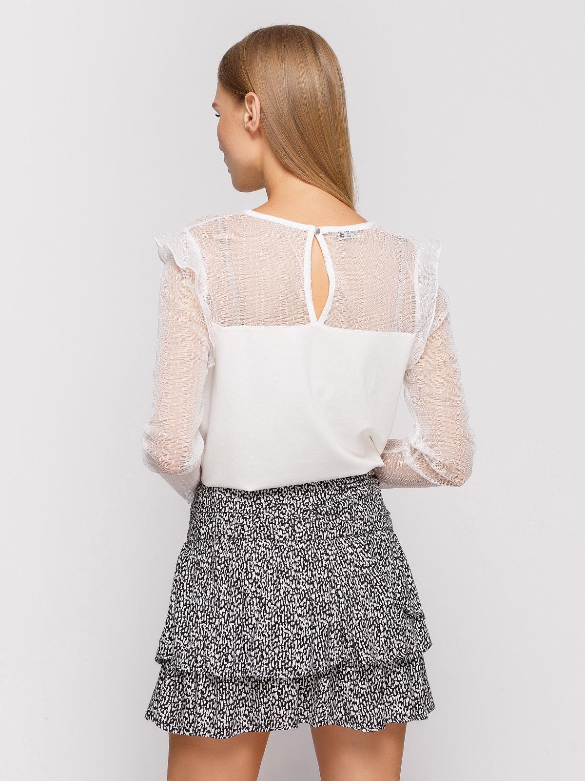 Блуза белая | 4548442 | фото 2