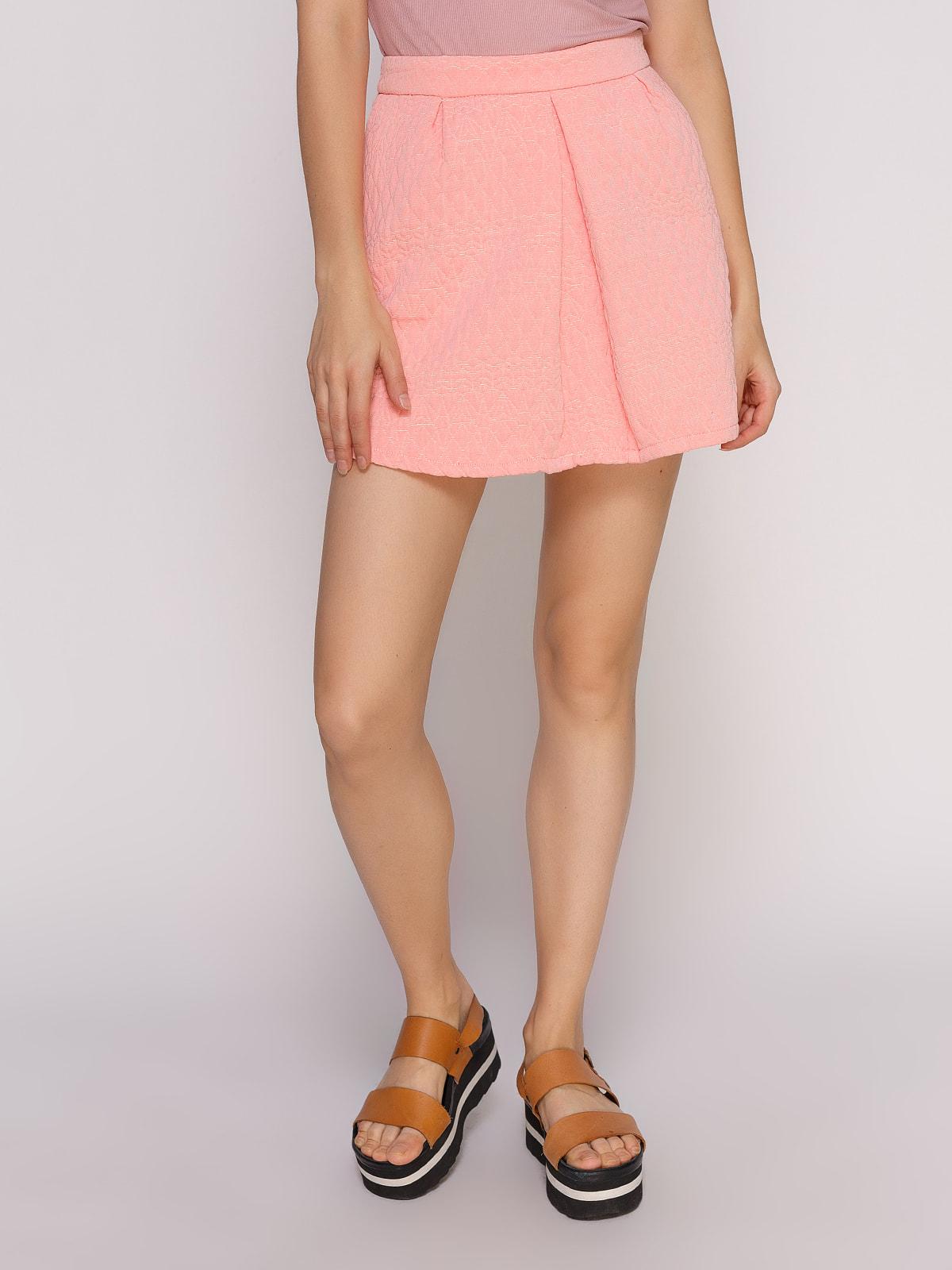 Спідниця рожева | 4640380