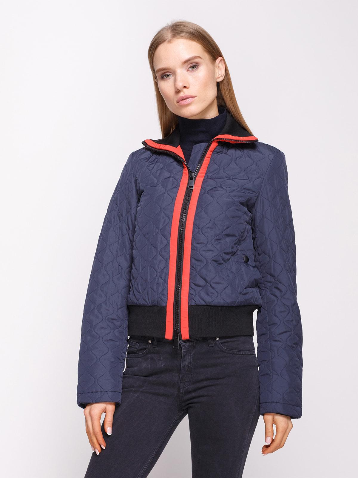 Куртка синяя   2753419