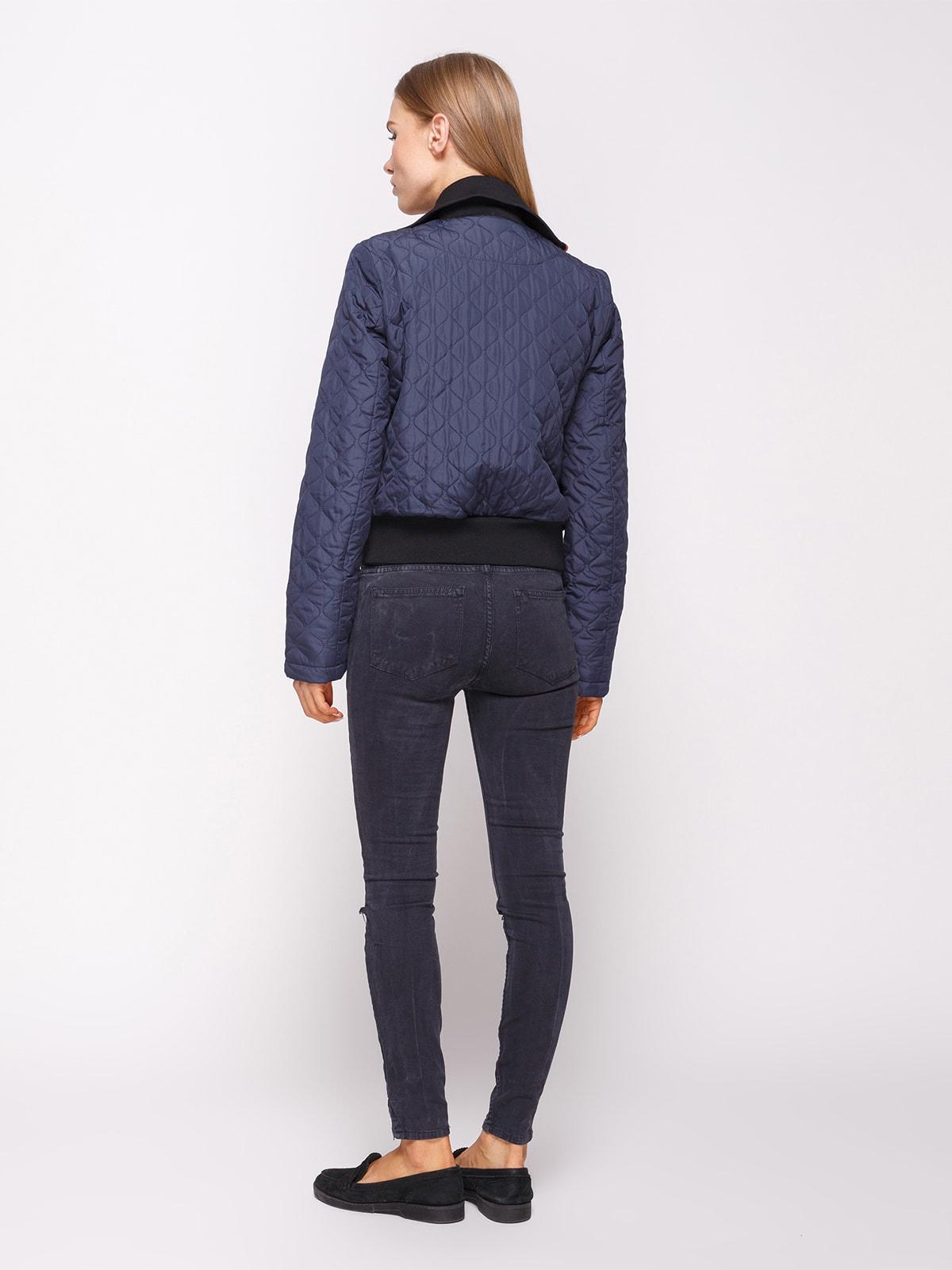 Куртка синяя   2753419   фото 3
