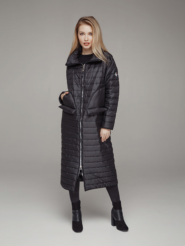 Пальто чорне   4705082