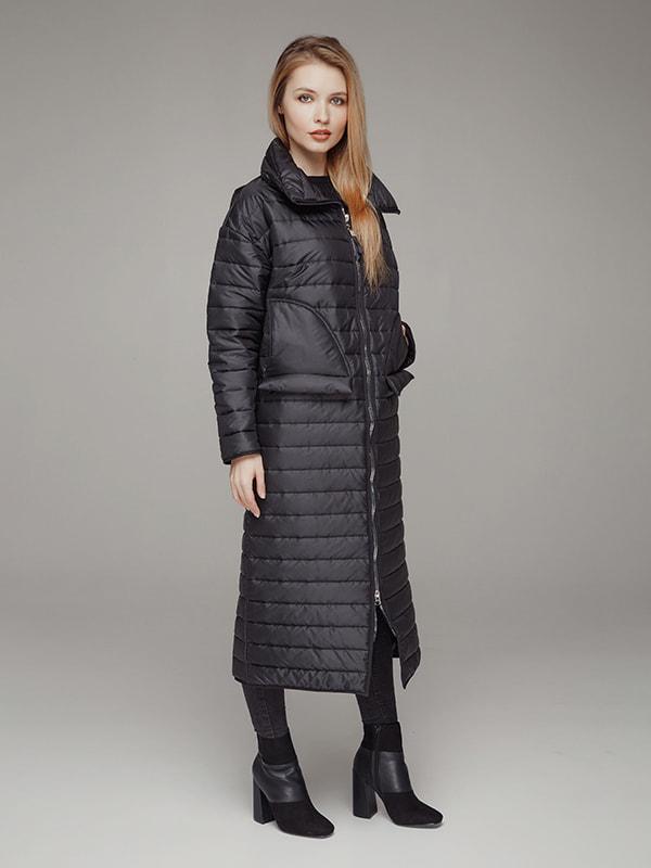 Пальто чорне   4705082   фото 3
