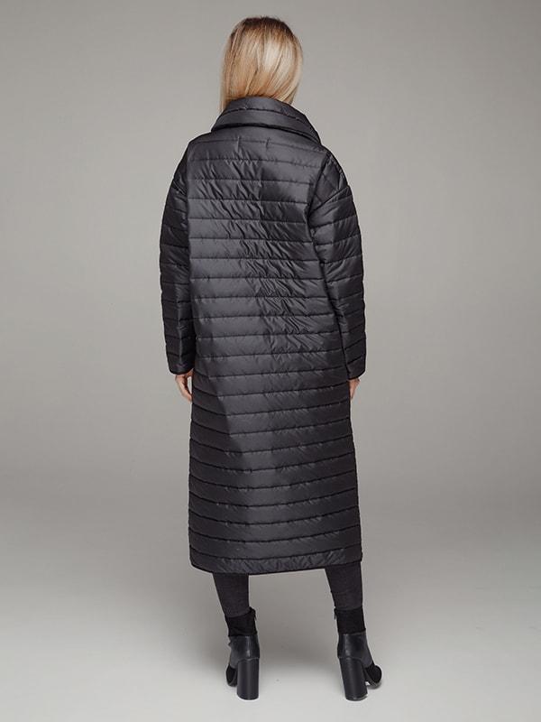 Пальто чорне   4705082   фото 4