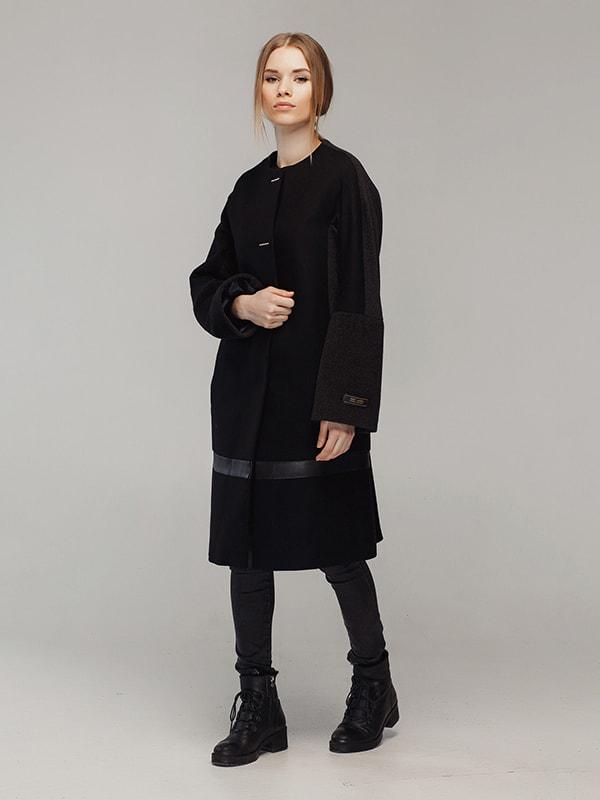Пальто чорне | 4705209