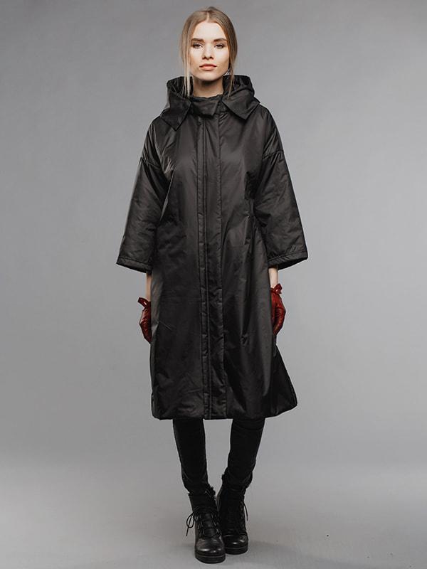 Пальто черное   4705087