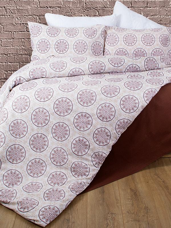 Комплект постельного белья двуспальный (евро) | 4707148