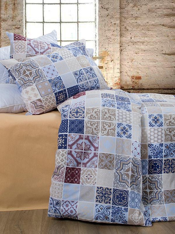 Комплект постельного белья двуспальный (евро)   4707180