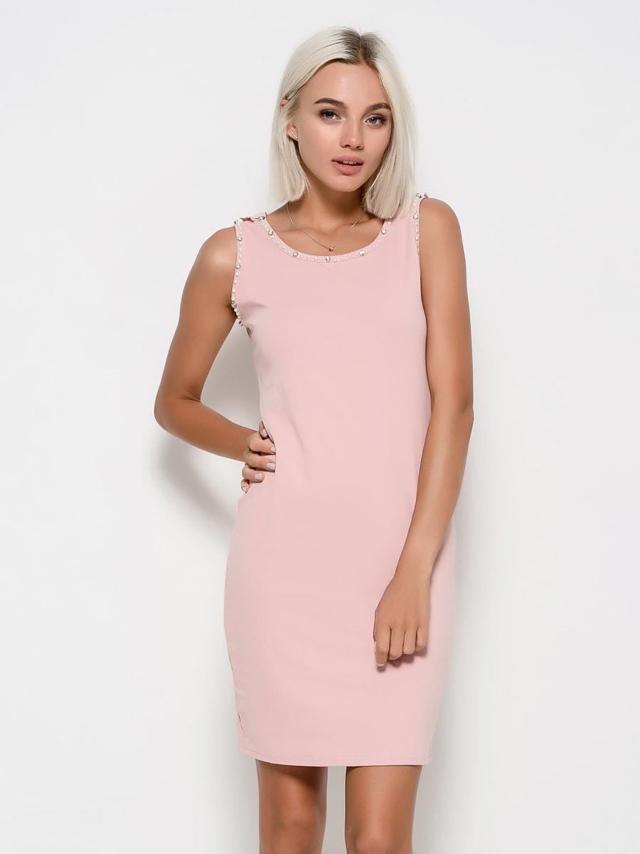 Сукня рожева | 4580997