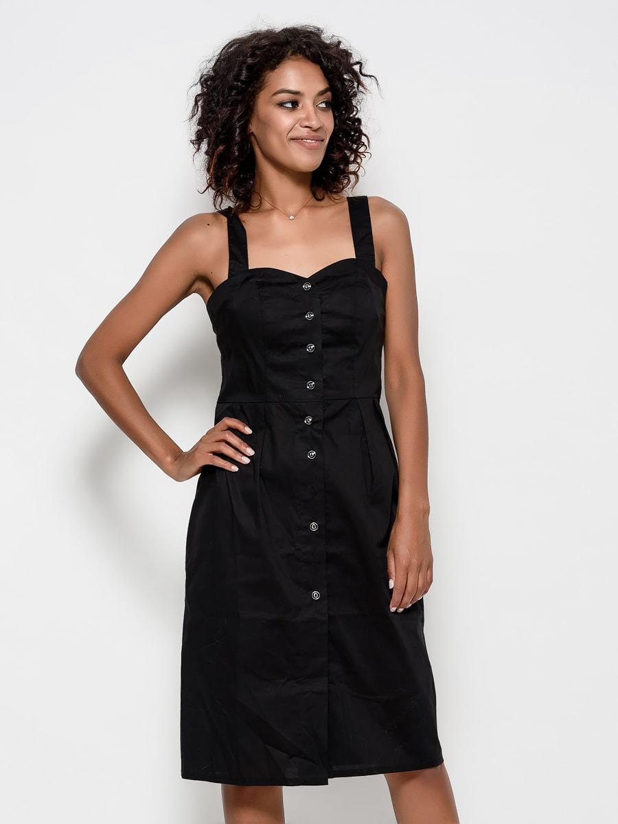 Платье черное | 4581025