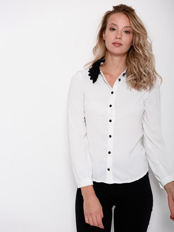 Рубашка белая | 4678448