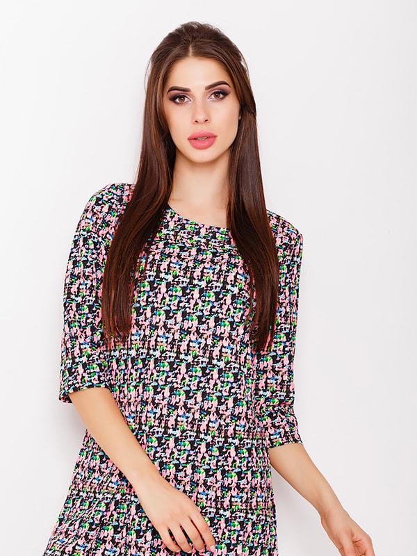 Сукня різнобарвна | 4693110