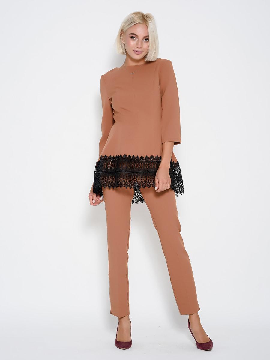 Костюм: блуза и брюки | 4707786