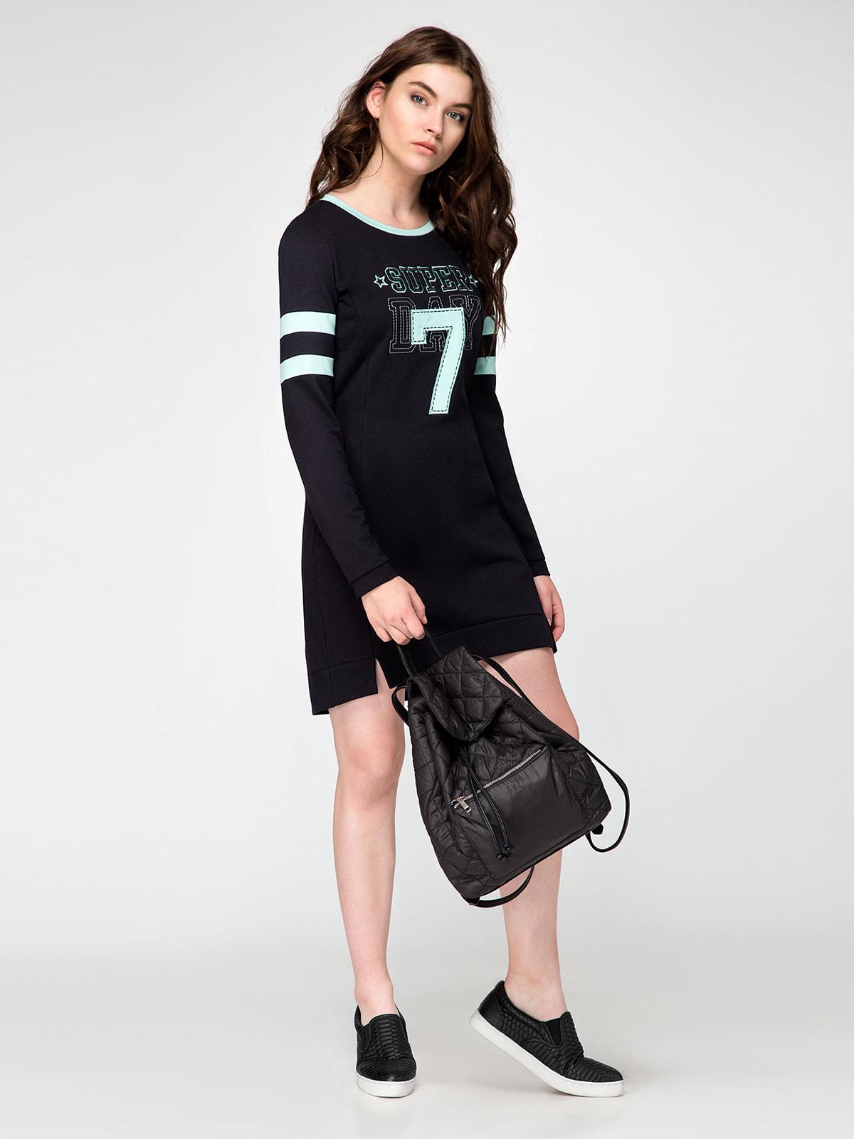 Сукня чорна | 4647551