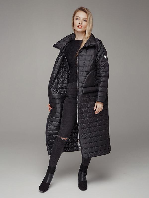 Пальто чорне   4705082   фото 6