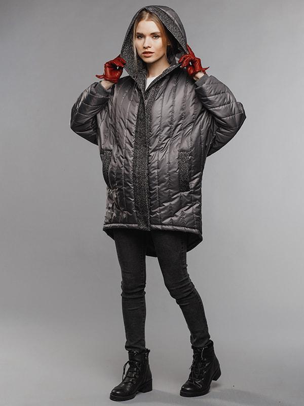 Пальто серое | 4705113